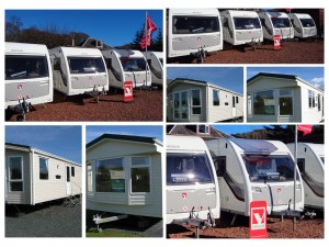 We can also buy Static and Touring Caravans across  the North of England and Scotland